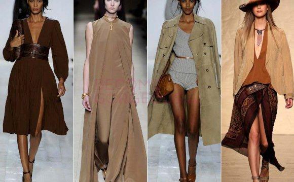 Тенденции моды весна-лето 2016
