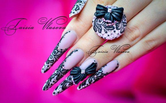 Модный дизайн ногтей 2015 фото
