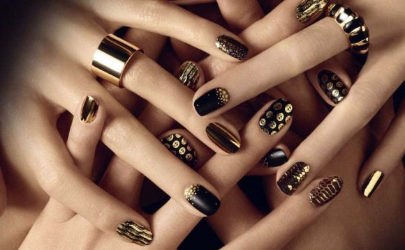 Новинки дизайна ногтей 2015