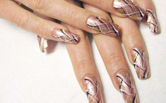 рисунки на ногтях смотреть